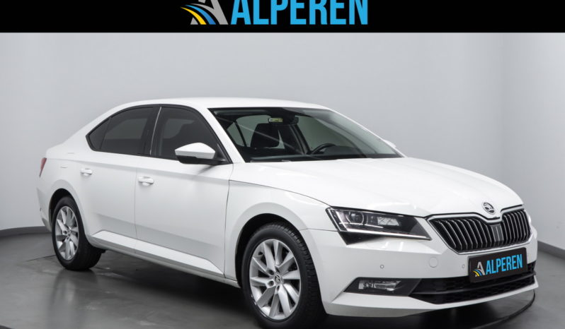 Skoda SuperB dolu